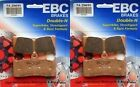 EBC Sintered HH Front Brake Pads (2 Sets) 2001-2005 BMW R1150 R RS RT FA294HH