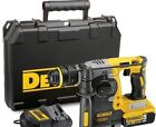 DeWalt sds xr 18v with 5ah battery, charger and box- rotary hammer drill