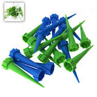 20Pcs Automatic Watering Irrigation Spike Garden Yard Plant Flowers Water Drip