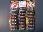 1999 Hot Wheels NASCAR Pro Racing Lot Set of 61 1 64 Vintage Diecast NIB