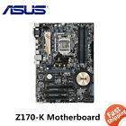 ASUS Intel Z170 LGA 1151 Socket ATX DDR4 USB 31 Desktop Motherboard Z170 K