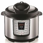 Instant Pot 6 in 1 Programmable Pressure Cooker 6 Quart 1000W Instapot Ver 3