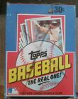 1982 Topps Baseball Wax Box with 36 Unopened Packs Guaranteed Authentic