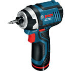 Bosch Gdr 10.8Lin Impact Driver Body Only L Box-Inlay
