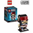NEW Lego BRICKHEADZ 41593 Disney's Captain Jack Sparrow NIB Lego Character Set