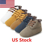 US Baby Boys Girls Casual Shoes Comfortable Autumn Winter Style Flat Shoes Boots