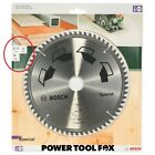 BOSCH Circular SAW BLADE 210mm 64 Tooth Special Cut 2609256893 3165140392396