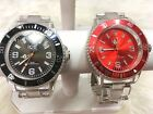 ICE WATCH BIG COLOR DIAL TRANSLUCENT PLASTIC WATCH
