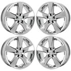 18 LEXUS RX330 RX350 RX400H PVD CHROME WHEELS RIMS FACTORY OEM SET 4 74171