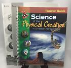 Abeka Science of the Physical Creation in Christian Perspective 9 Guide Keys