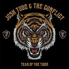 JOSH TODD & THE CONFLICT CD - YEAR OF THE TIGER (2017) - NEW UNOPENED - ROCK