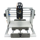 3 Axis DIY CNC Router Kit Metal Engraving Wood PCB Milllng Machine+5500mW Laser