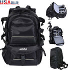Extra Large Digital Camera Shoulder Backpack SLR DSLR Bag for Nikon Sony Ca
