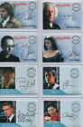Film And Movies - Autograph Costume & Sketch Card Selection NM