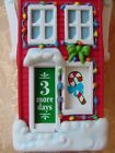 Kids LOVE to change the DAYS till CHRISTMAS on this ORNAMENT COUNTDOWN Hallmark