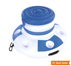 Inflatable Cooler Float Beer Beverage Drink Holder Water Pool Party Lounge Raft