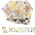 140 PCs lot Stationery Diary Label Paper Stickers Scrapbooking Animals