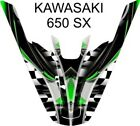 kawasaki 650 sx jet ski wrap graphics pwc stand up jetski decal kit 1