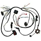 WIRE HARNESS WIRING ASSEMBLY WIRE LOOM HARNESS CDI CHINESE GY6 150CC ATV QUAD