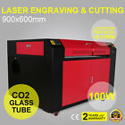 100W CO2 LASER ENGRAVING ENGRAVER MACHINE AIR ASSIST RECI CE SIMPLE TO HANDLE