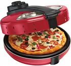 Enclosed Compact Portable Electric Home Kitchen Food Cooker Pizza Maker Oven New