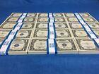 Uncirculated Silver Certificates  Old One Dollar Bills Paper Money US Currency