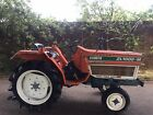 Large Diesel Compact Tractor Kubota Grass Topper Flail Mower Px Swap Inc VAT