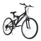 MTB Gents 26 Wheel 21 Speed Bike Front and rear suspension Mountain Bike