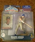 Shawn Green Los Angeles Dodgers MLB Starting Lineup 2 action figure NIP