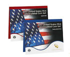 2017 US MINT Annual Uncirculated Coins Set in Unopened original package
