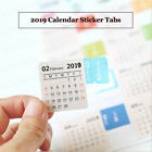 LATEST 2018 2019 Calendar 15 month Divider Tab Sticker Planner Bullet Journal