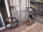 Quintana Roo Merlin Titanium Time Trial Road Bike Bicycle Hed Wheels Dura-Ace