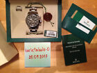 Rolex Cosmograph Daytona in Stainless Steel 116520