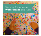 Sensory Toy for Girl Boy Biodegradable Water Cool Gel Bead Eco Friendly Small