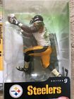 NFL McFarlane KENDRELL BELL PITTSBURGH STEELERS White Jersey USE 4 CUSTOMS 2004
