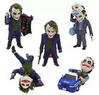 5pcs The Dark Knight Batman The Joker Heath Ledger Mini PVC Figures Figurine