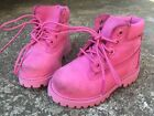 Timberland Boots Toddler Kids Size 7c