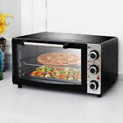 NEW! Kitchen Electric Toaster Oven 20L Countertop with Drip Pan US
