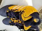 NEW Adidas Football cleats FilthyQuick Yellow Black Mens size 10