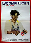 LACOMBE LUCIEN 1974 FRENCH PIERRE BLAISE ACLEMENT LOUIS MALLE EXYU MOVIE POSTER