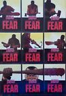 The WALKING DEAD Something To Fear 9 Card Set Comic Book Archival Safe Sleeve