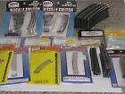 N Scale Code 80 Track Lot assortment sectional switches rerailers joiners