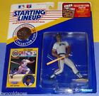 1991 CECIL FIELDER Detroit Tigers Rookie - low s/h - Starting Lineup Prince