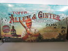 2016 TOPPS ALLEN & GINTER BASEBALL SEALED HOBBY BOX!