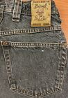 Vintage DIESEL SADDLE Mens Jeans size 26 Relaxed Tapered Leg Gray Wash Italian