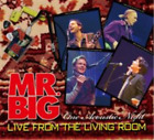 Mr. Big-Live from the Living Room  (UK IMPORT)  CD NEW