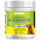 Max Strength Glucosamine MSM Chondroitin and Omega Treats for Dogs 100 Chews