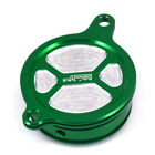 New CNC Oil Filter Cover Caps For Kawasaki KX450F KXF450 2006-2015 KLX450R 08-15