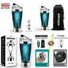 Vortex Mixer USB Rechargeable Portable Blend Cup Protein Shaker Bottle Electric