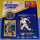 1991 STEVE SAX New York NY Yankees - final Starting Lineup Kenner
